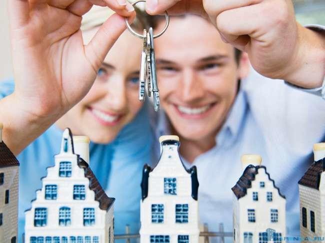 Французская молодежь мечтает приобрести собственную недвижимость