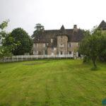 Замок 18 века в Коррезе участвует в лотерее