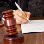 Судебная практика: вынос вещей только по решению суда