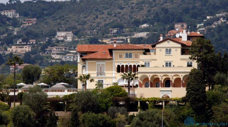 На продажу выставлена самая дорогая вилла в мире Les Cèdres (Кедры)