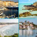 Стоимость недвижимости на приморских курортах Франции