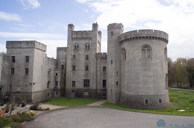 Замок Игры Престолов с бурным историческим прошлым выставлен на продажу