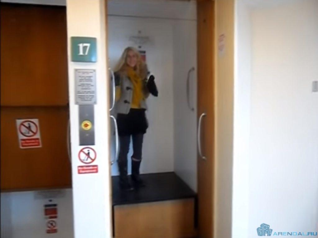 Циклический лифт во Франции