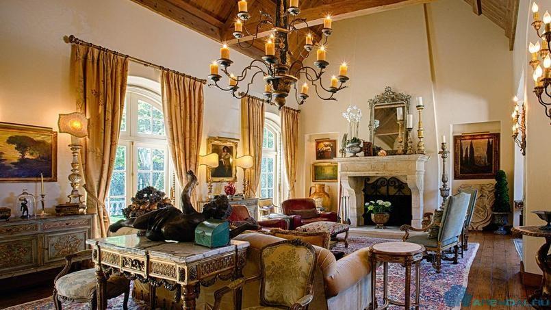 Французский замок в Калифорнии за 6,5 млн. долларов