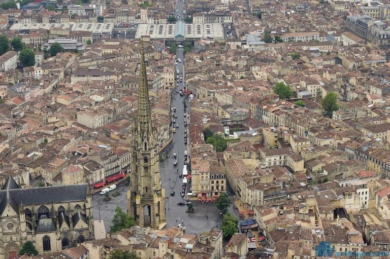 Цена на недвижимость в Бордо увеличилась вместе с переездом парижан