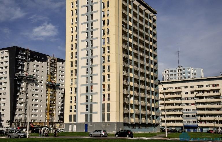 16 процентов французского жилья относится к социальному