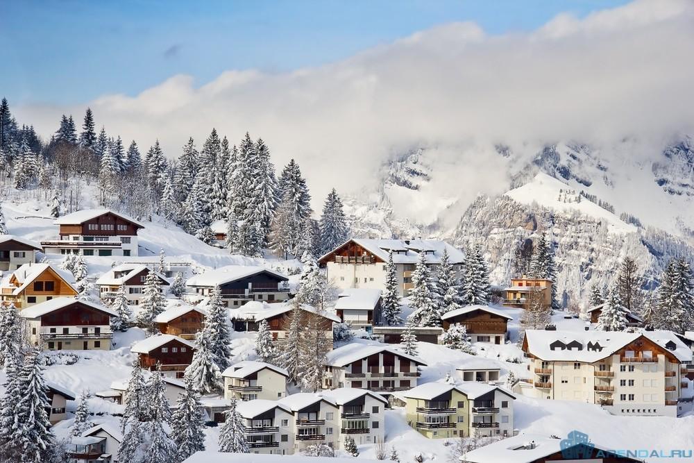 Хорошие показатели недвижимости во французских Альпах
