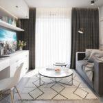 В Париже высоким спросом пользуются студии и двухкомнатные квартиры