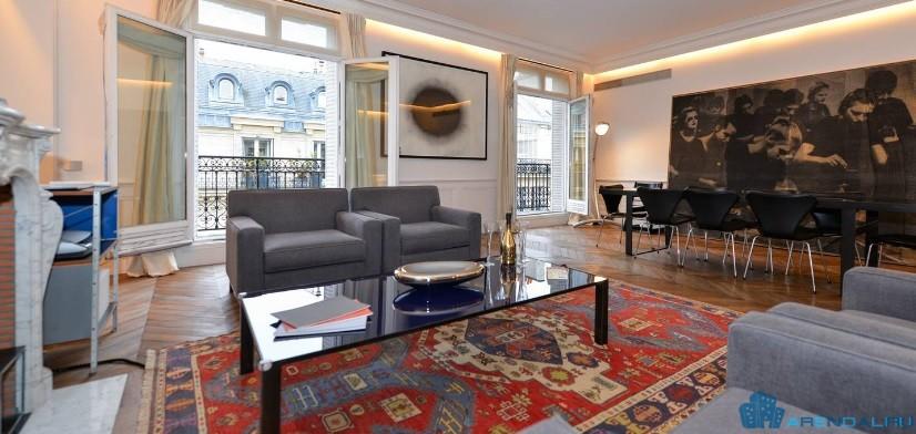 Тройка самых дорогих апартаментов в Париже