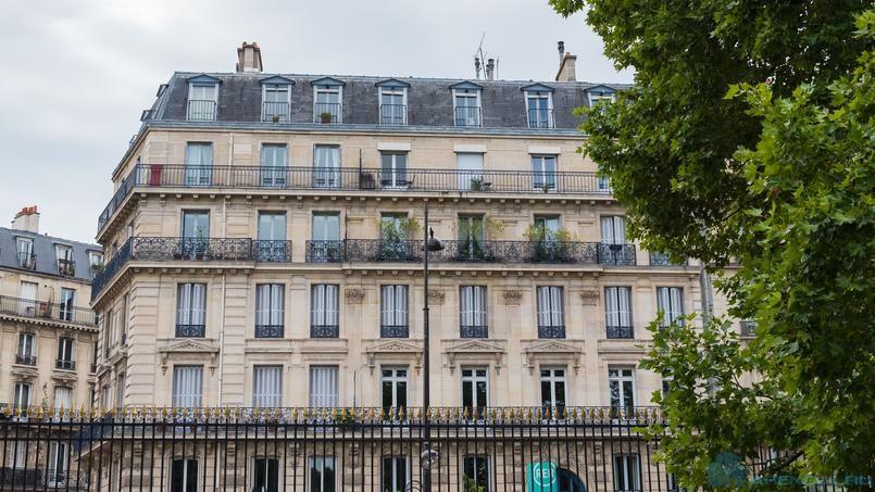 Однокомнатные и двухкомнатные квартиры Парижа