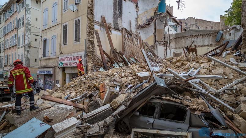Правительство Марселя займется восстановлением ветхих зданий