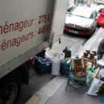 Хотите переехать – заплатите за парковку грузовика