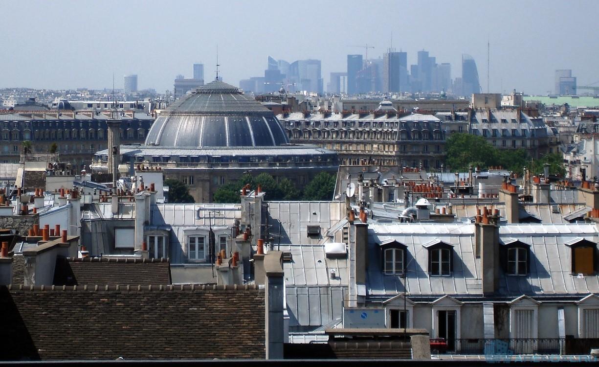 Минимальная цена за квадратный метр в Париже составляет 7000 евро