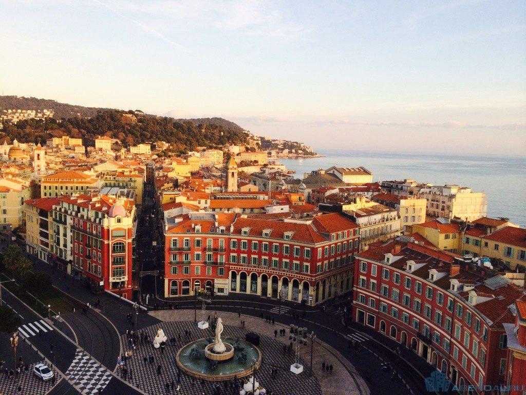 Цены на жильё в Ницце растут
