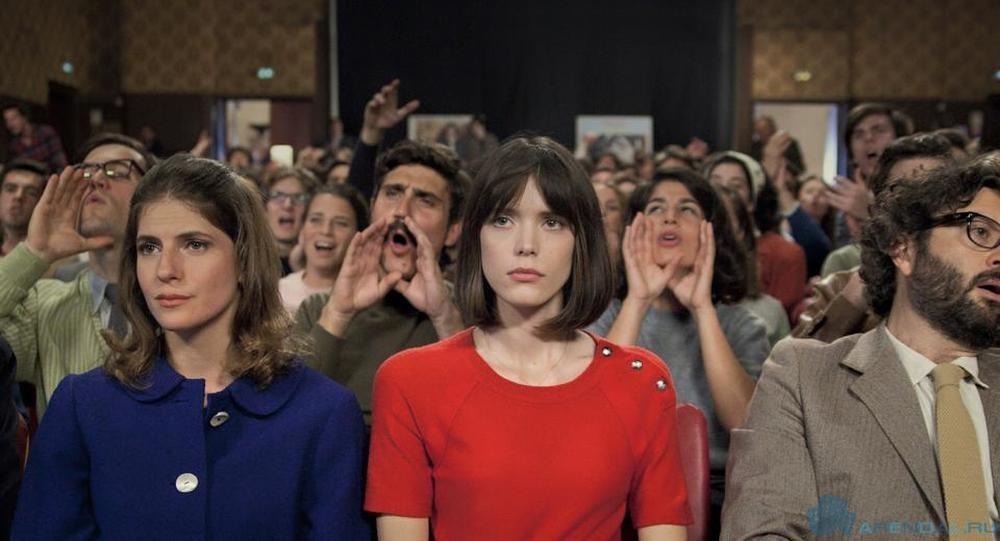 «Молодой Годар» – нестандартный фильм для требовательного зрителя
