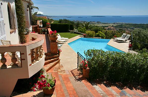 Недвижимость юга Франции: Лазурный берег