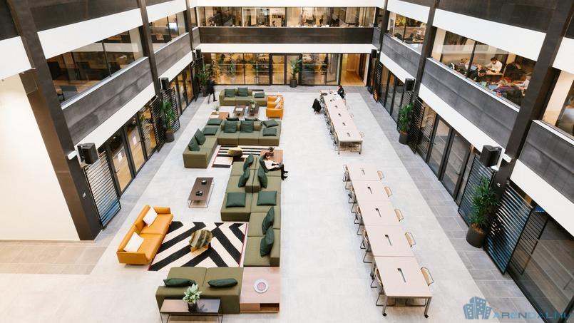 Коворкинг во Франции приходит на смену обычным офисам