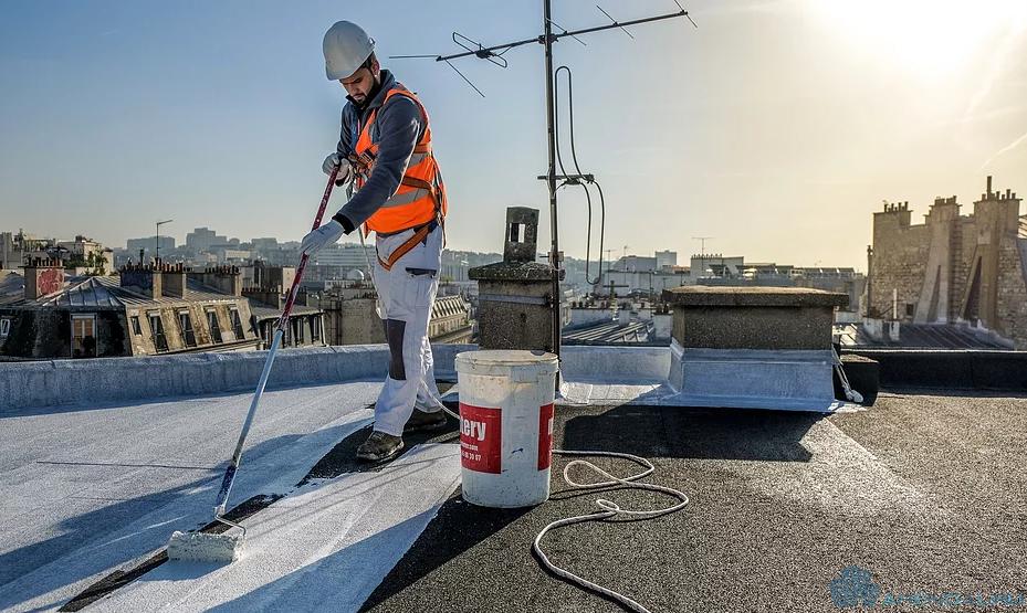 Когда крыши Парижа станут белыми
