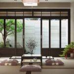 Японский стиль в интерьере – 4 составляющих
