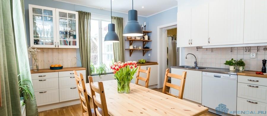 В сдаваемом жилье должна быть кухня