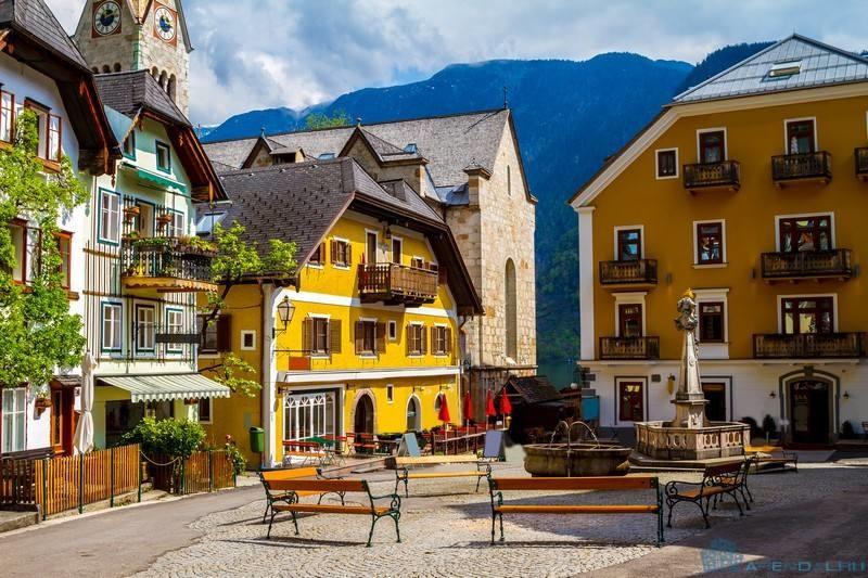 аренда недвижимости в Австрии
