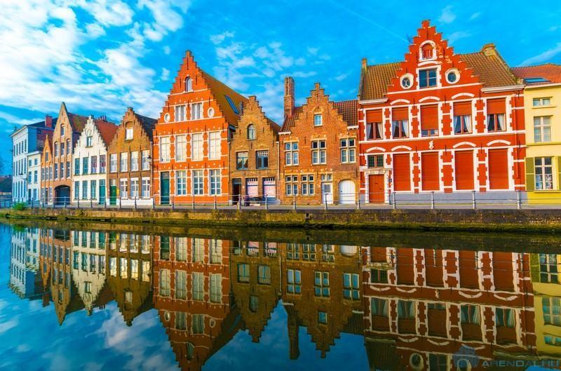 купить жильё в Бельгии