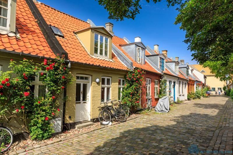 Купить дом в Дании