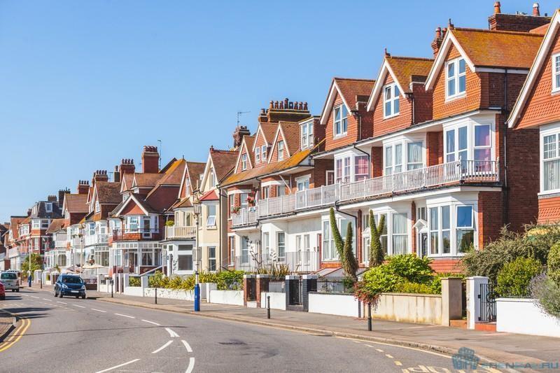 купить жильё в Англии