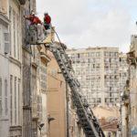 В Марселе планируют снести 2 здания