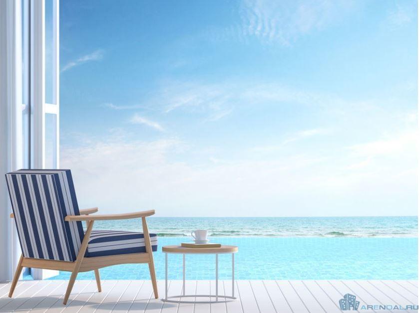 Как подать дом летом