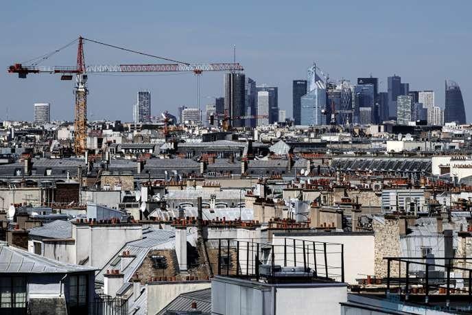 Летние цены за квадратный метр в Париже могут достигнуть 10000 евро