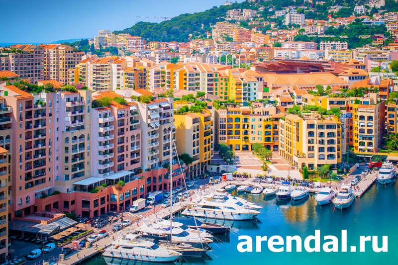 недвижимость в Монако, дом за рубежом