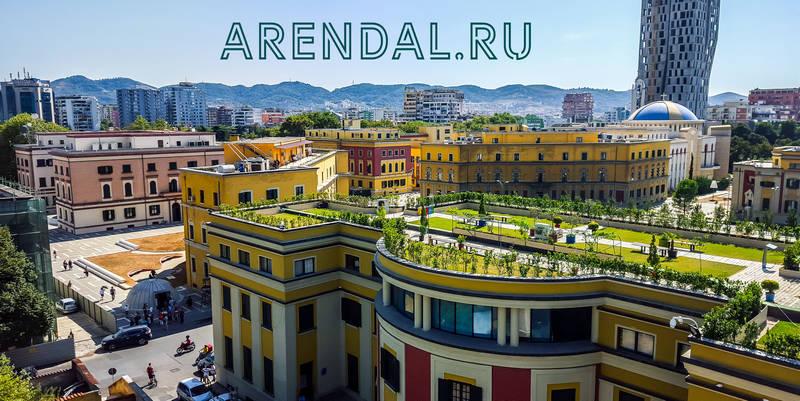 купить дом в албании