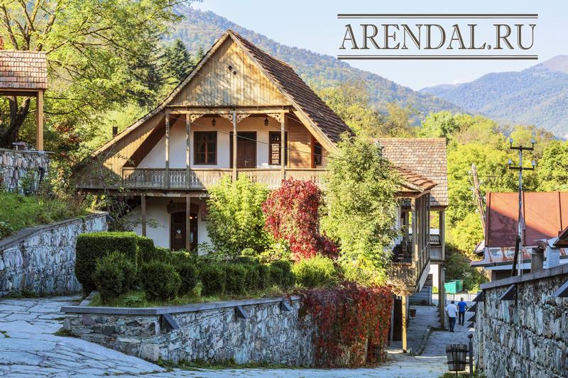 вилла в армении, дом в армении