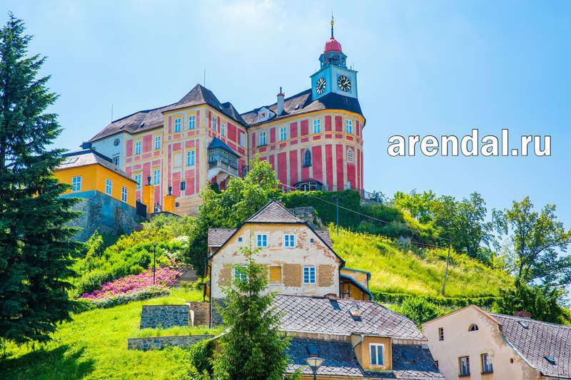недвижимость в чехии, чехия жилье