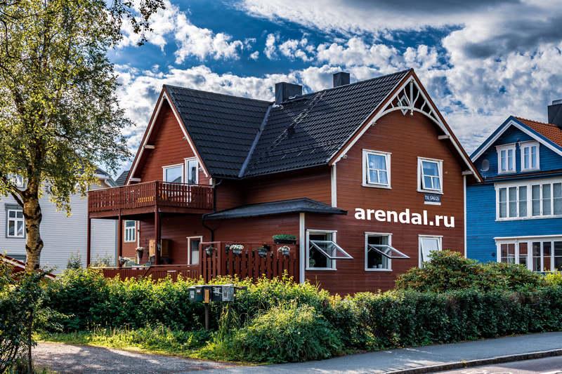 недвижимость в норвегии, норвегия квартира