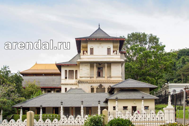 дом на Шри-ланке, недвижимость