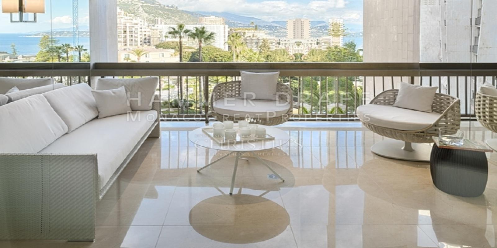 Купить 3 комнатные апартаменты в Монако за 8800000 Евро
