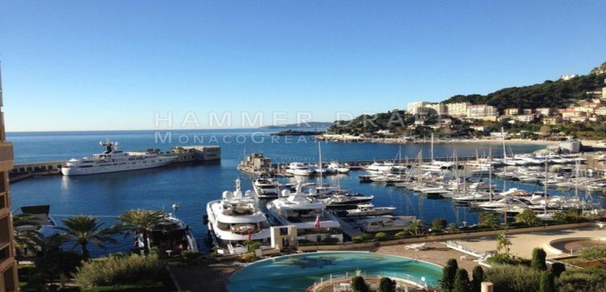 Купить 4 комнатные апартаменты в Монако за 3900000 Евро
