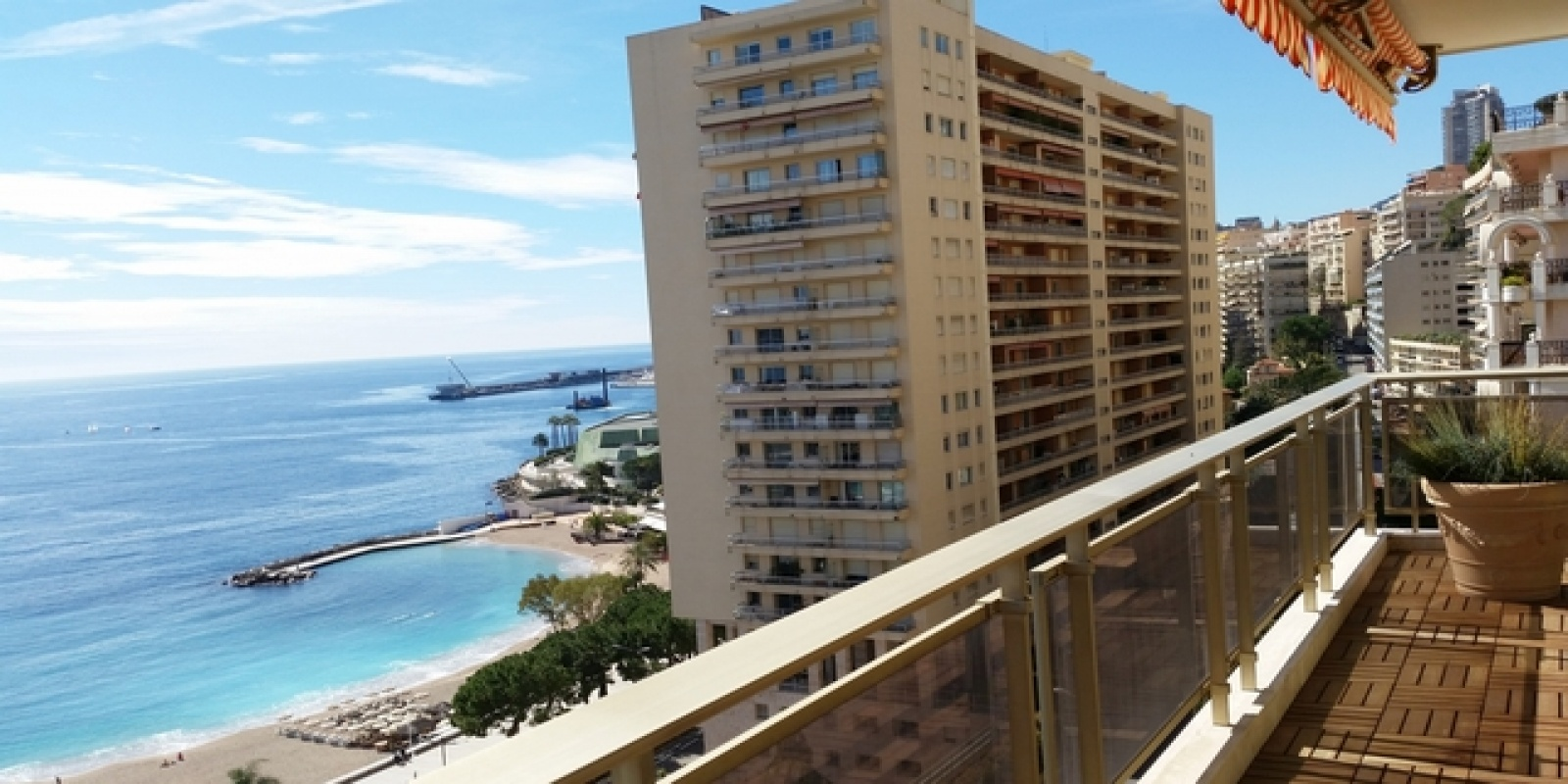 Купить 4 комнатные апартаменты в Монако за 6950000 Евро