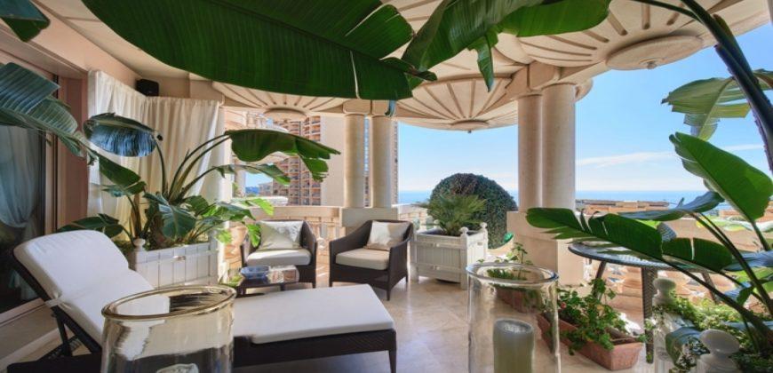 Купить 5 комнатные апартаменты в Монако за 7800000 Евро