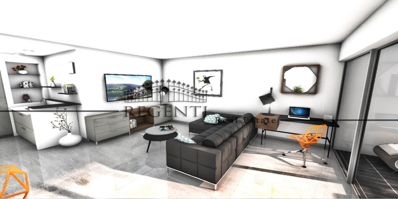 Купить 1 комнатные апартаменты в Монако за 2100000 Евро