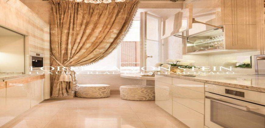 Купить 4 комнатные апартаменты в Монако за 3950000 Евро