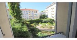 Трех комнатная квартира с видом на сад в Ницце