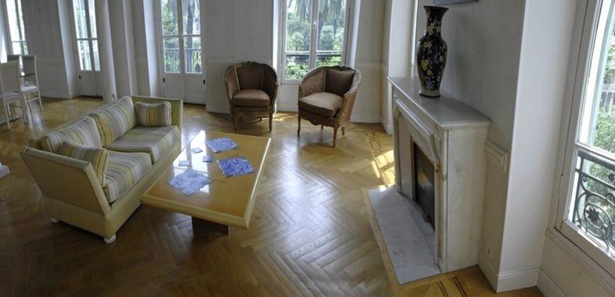 4-х комнатные апартаменты в Ницце