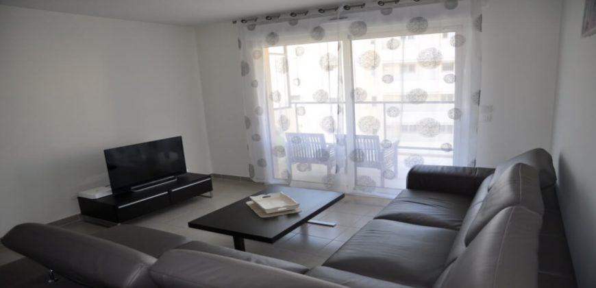 Апартаменты в аренду Жуан-ле-Пен