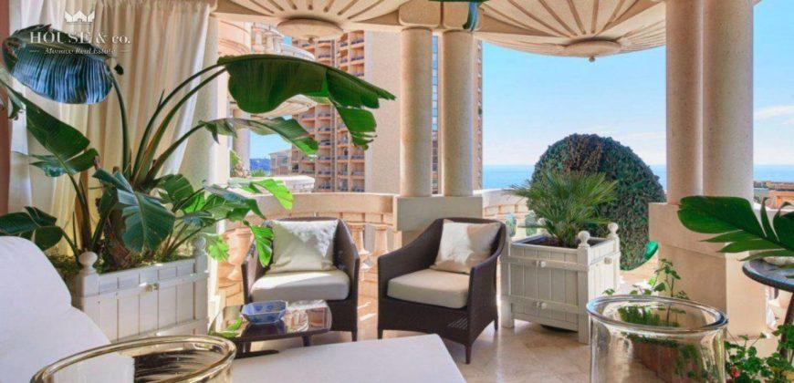 Купить 5 комнатные апартаменты в Монако за 12000000 Евро
