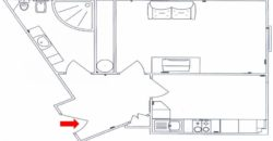 Купить 5 комнатные апартаменты в Монако за 250000 Евро