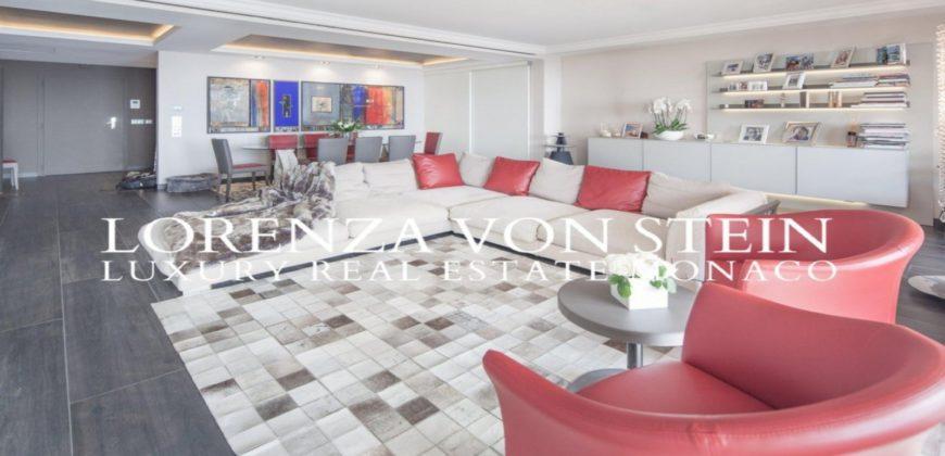 Купить 4 комнатные апартаменты в Монако за 9990000 Евро