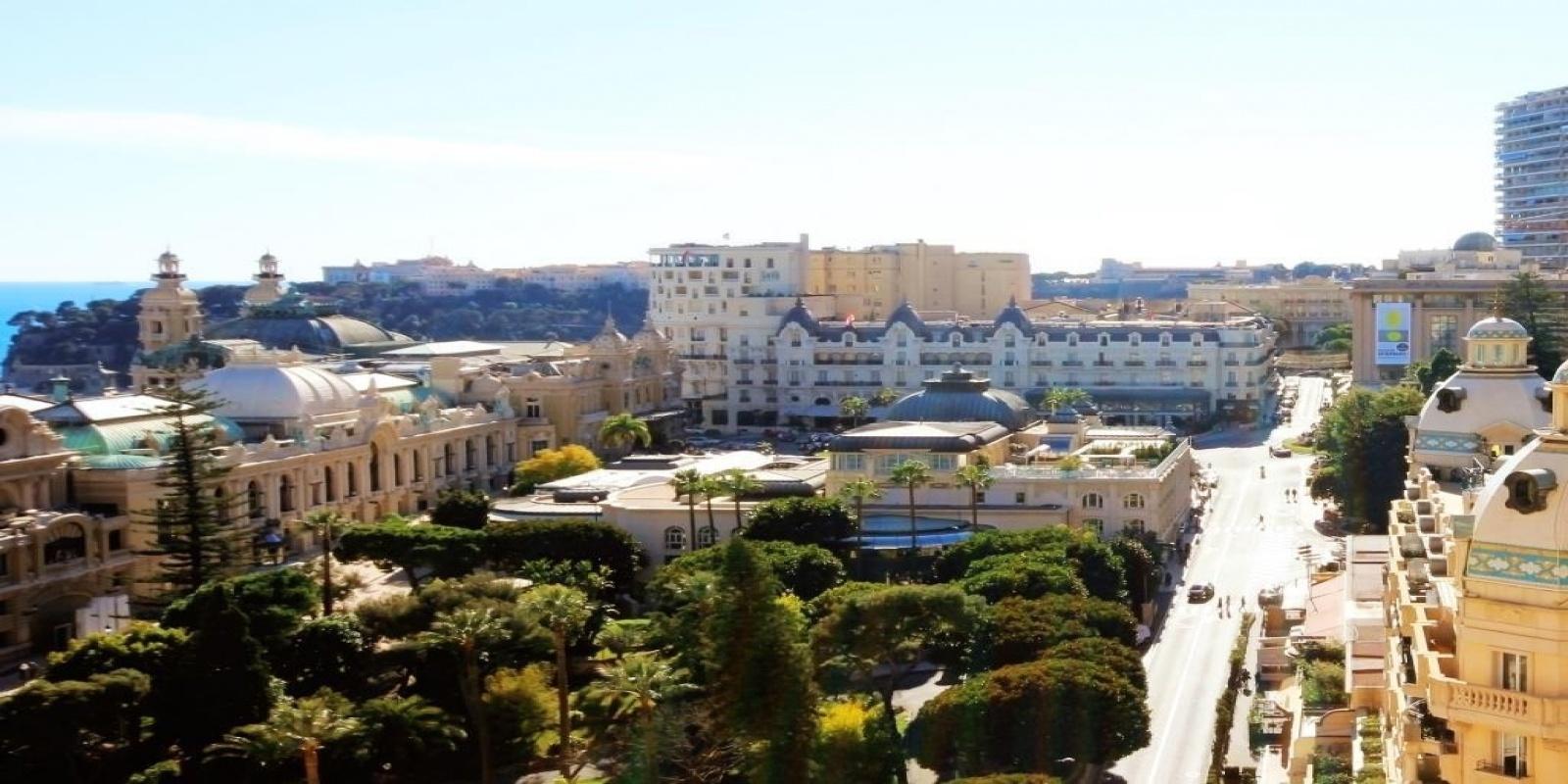 Купить 1 комнатные апартаменты в Монако за 2350000 Евро